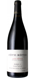 COTE-RÔTIE - LES CÔTES 2017 - DOMAINE JULIEN BARGE