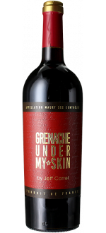 GRENACHE UNDER MY SKIN 2018 - BY JEFF CARREL