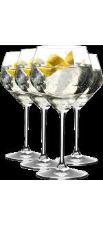 GIN SET TONIC LONG DRINK - 4 GLÄSER - REF 5441/97 - RIEDEL