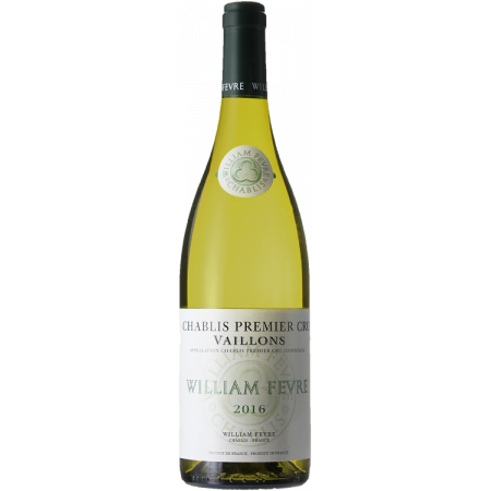 CHABLIS 1ER CRU VAILLONS 2017 - WILLIAM FEVRE