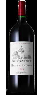 MAGNUM MOULIN DE LA LAGUNE 2015 - ZWEITWEIN CHATEAU LA LAGUNE