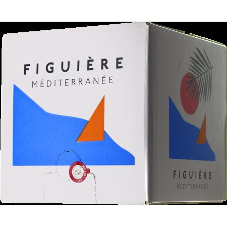 BAG-IN-BOX 5L - WEINSCHLAUCH - MEDITERRANEE 2020 - FIGUIERE