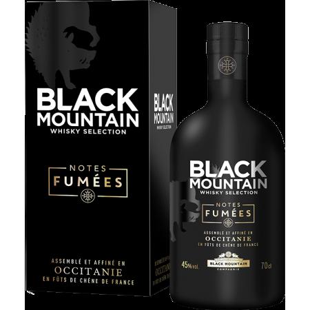 BLACK MOUNTAIN - NOTES FUMEES - MIT ETUI