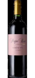 MARLENE N°3 2010 - DOMAINE PEYRE ROSE