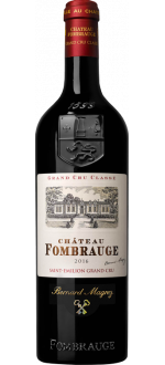 CHATEAU FOMBRAUGE 2018