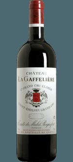 CHATEAU LA GAFFELIERE 2018 - 1ER GRAND CRU CLASSE B
