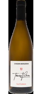 CHIGNIN BERGERON - LES CERISIERS 2019 - DOMAINE FABIEN TROSSET