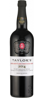 PORT TAYLOR'S - LATE BOTTLED VINTAGE 2016