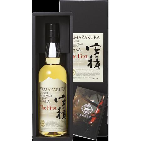 WHISKY YAMAZAKURA - SINGLE MALT THE FIRST - MIT ETUI