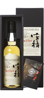 WHISKY YAMAZAKURA - SINGLE MALT THE FIRST - MIT ETUI