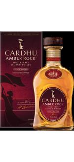 CARDHU AMBER ROCK - MIT ETUI