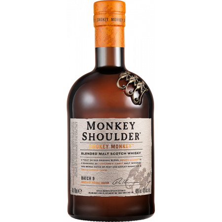 MONKEY SHOULDER - SMOKEY MONKEY