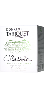 BAG-IN-BOX - WEINSCHLAUCH 3L - CLASSIC 2020 - DOMAINE TARIQUET