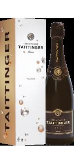 CHAMPAGNER TAITTINGER - JAHRGANG 2014 - MIT ETUI