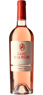 CADET DE LA BEGUDE ROSE 2020 - DOMAINE DE LA BEGUDE