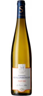 PINOT GRIS 2018 - LES PRINCES ABBES - DOMAINE SCHLUMBERGER