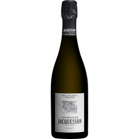 CHAMPAGNER JACQUESSON - TERRES ROUGES - DIZY 2012