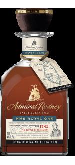 RUM ADMIRAL RODNEY - HMS ROYAL OAK