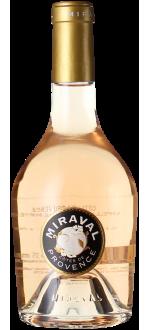 HALBE FLASCHE - MIRAVAL ROSE 2020