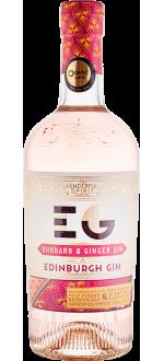 GIN EDINBURGH - RHUBARB & GINGER