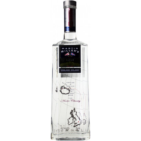 MARTIN MILLERS LONDON DRY GIN