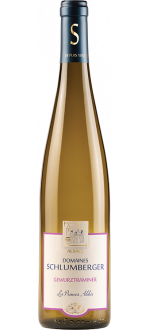 GEWÜRZTRAMINER 2018 - LES PRINCES ABBES - DOMAINE SCHLUMBERGER