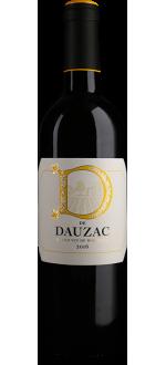 D DE DAUZAC 2016 - CHATEAU DAUZAC