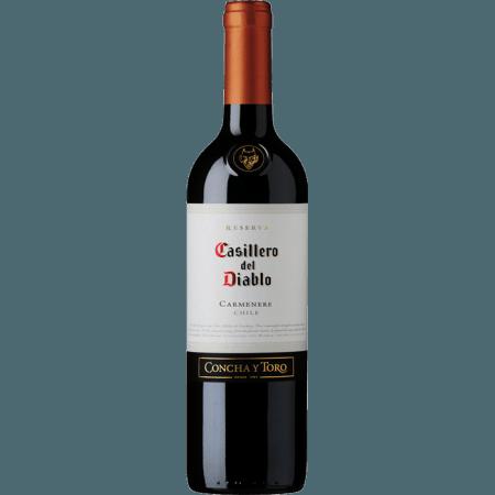 RESERVA CARMENERE 2019 - CASILLERO DEL DIABLO - CONCHA Y TORO