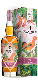 PLANTATION RUM - 2006 PERU - MIT ETUI