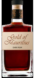 RUM GOLD OF MAURITIUS - MIT ETUI