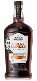PEAKY BLINDER - RUM BLACK SPICED