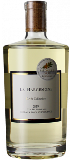CUVÉE COLLECTION BLANC 2019 - COMMANDERIE DE LA BARGEMONE