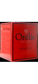 LE CUBE ORELIE ROUGE 2020 - VIGNERONS ARDÉCHOIS
