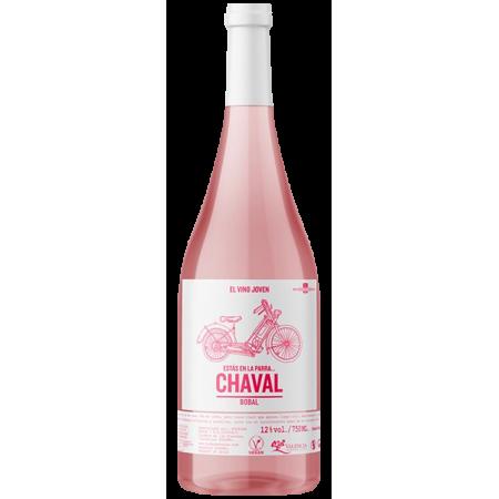 EL CHAVAL ROSE 2020 - BODEGAS NODUS