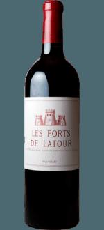 LES FORTS DE LATOUR 2015 - ZWEITWEIN CHATEAU LATOUR
