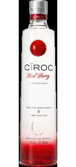 VODKA CIROC - RED BERRY