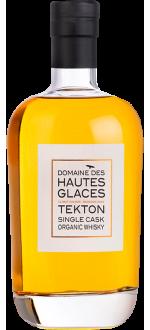 DOMAINE DES HAUTES GLACES - TEKTON SINGLE CASK SINGLE MALT ORGANIC