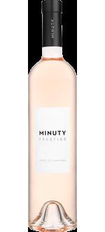 CUVEE PRESTIGE ROSE 2020 - MINUTY