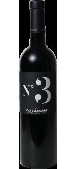 N°3 DE CASTELMAURE 2019 - CAVE DE CASTELMAURE