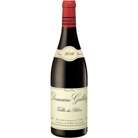 ROUGE 2018 - DOMAINE GALLETY