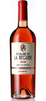 BANDOL ROSE 2020 - DOMAINE DE LA BEGUDE