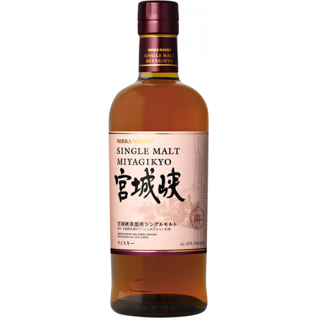 NIKKA - MIYAGIKYO SINGLE MALT