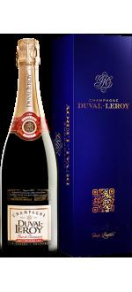 CHAMPAGNER DUVAL LEROY - BRUT 1er CRU - FLEUR DE CHAMPAGNER