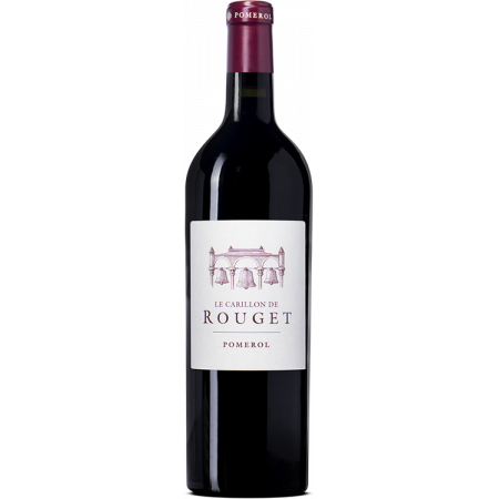 CARILLON DE ROUGET 2016 - ZWEITWEIN CHATEAU ROUGET