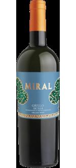 MIRAL - GRILLO SICILIA 2020 - CANTINE FINA