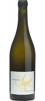 POUILLY FUME 2020 - DOMAINE SAGET