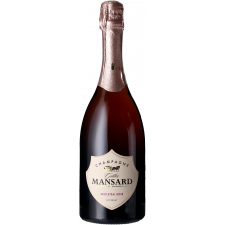 CHAMPAGNER GILLES MANSARD - ANCESTRAL ROSE