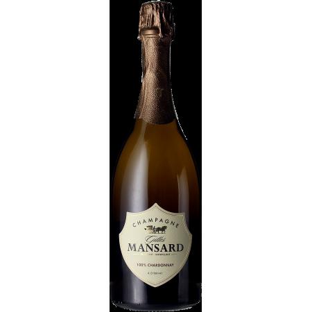 CHAMPAGNER GILLES MANSARD 100% CHARDONNAY