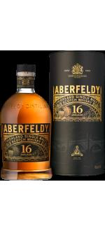 ABERFELDY - 16 JAHRE - MIT ETUI
