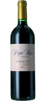 MARLENE N°3 2008 - DOMAINE PEYRE ROSE